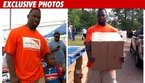 NY Giants Star Tackles Tornado Relief In Alabama
