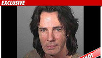 Rick Springfield Charged with DUI