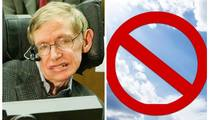 """Stephen Hawking Declares """"There Is No Heaven"""""""