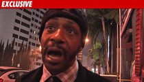Katt Williams -- Hawking Is a 'Cripple with a Bad Idea'