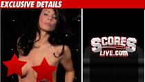 Danielle Staub Raked in $25,000 for Strip Sesh