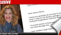 Blackjack Mistress Issues Apology to Mrs. Weiner