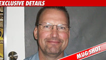 MLB Legend Mark Grace -- Busted for DUI