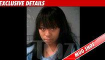 Lil Wayne's Baby Mama -- Mug Shot After DUI Bust
