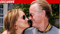 Peter Fonda Locks Down Wife #3 in Hawaii