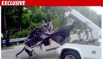 Coroner: Ryan Dunn Died Violent Death