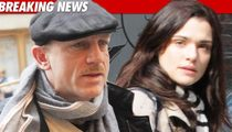 Daniel Craig and Rachel Weisz Get Hitched