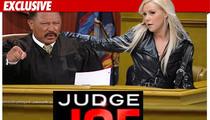 'Judge Joe Brown' -- BRING ON Tiger Mistress #4!!