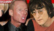 Lennon's Rep: John Was NO Reagan Supporter!!