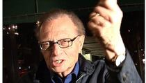 Larry King Fumbledores Big Time -- Harry Potter, Who?