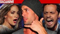 J.Lo's Music Video Hunk DENIES Affair w/ Singer