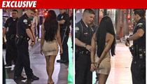 GORGEOUS Model Busted for DUI -- The Sexy Footage