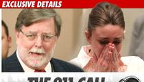 Casey Anthony's Lawyer -- 911 Call Over Death Threats