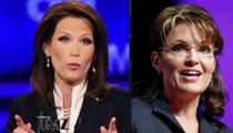 Palin v. Bachmann -- The Who'd Ya Rather Showdown