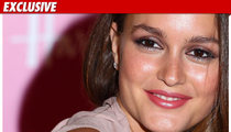 Leighton Meester Sues Mom -- You Ripped Me Off!