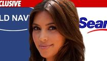 Kim K Sued Old Navy to Protect Sears Deal