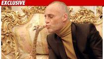 DirecTV's Giraffe Guy -- Accused of Hotel BEATDOWN