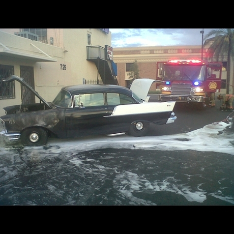 Pawn Stars Old Man Car Fire Photos Gallery