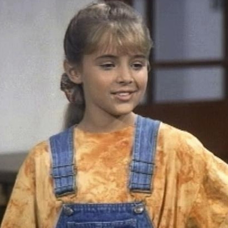 "Christine Lakin is best known for playing youngest daughter Al on the blended family '90s TV series ""Step by Step."""