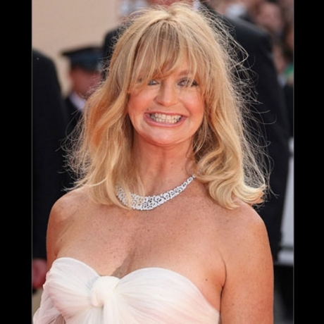 Goldie Hawn is a victim of Foul Play.