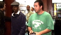 Sandler and Rock Get the Munchies