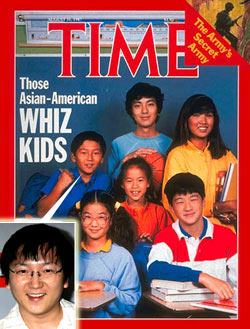 Asian heroes time magazine