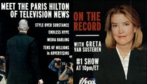 FOX to Cooper: 'You're Paris Hilton!'