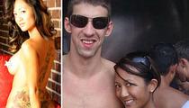 Who Michael Phelps Took Home to Mama