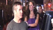 """Simon Cowell -- Cop Stop Was """"Embarrassing"""""""