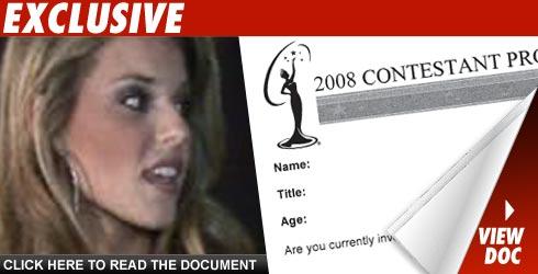 Tmz sex tape of carrie prejean