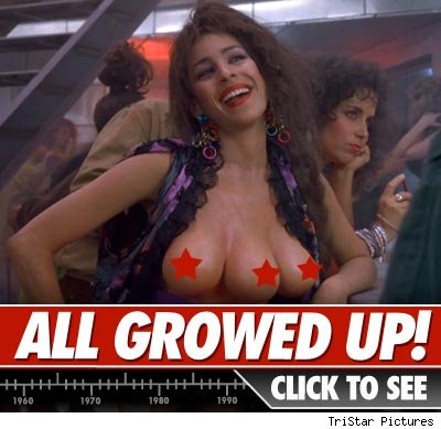 Total recall tits