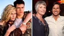 Tom Cruise Reunites with 'Top Gun' Actress