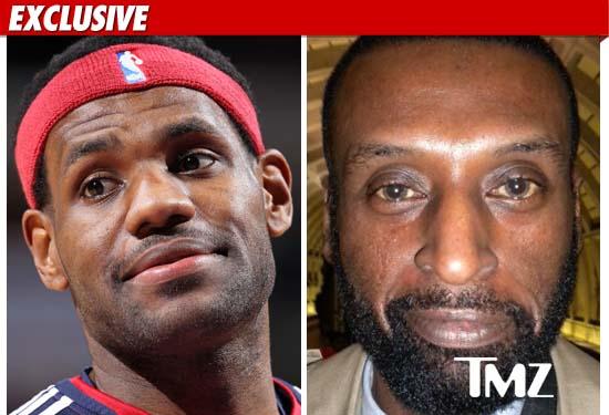 Team LeBron  Alleged Dad is a  Money Grubber   5cefbbfbe