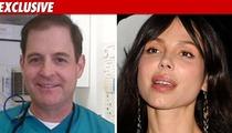 Star Witness in Mel Gibson Case -- Oksana's Dentist