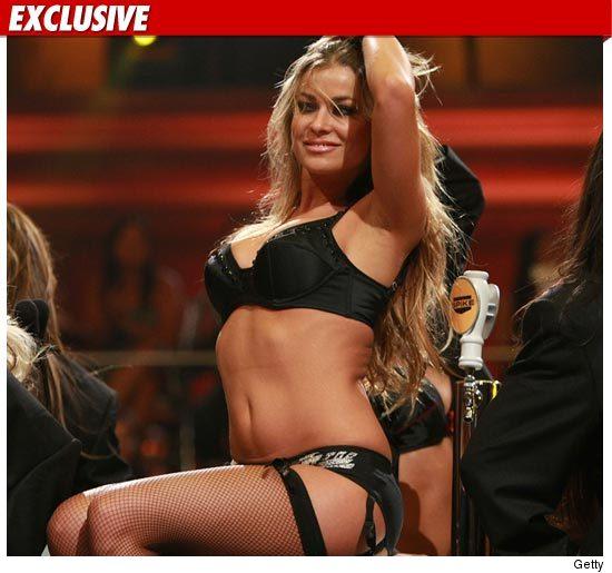 Carmen electra naked womens