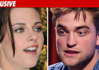 Pattinson & Kristen Stewart -- Cops to the Rescue