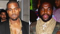 Kanye West -- I Pity the Fool