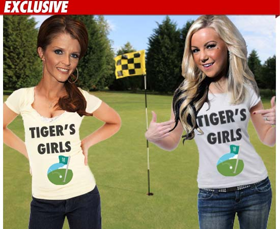 Tiger Woods Mistresses Still Chasing His Putter Tmz