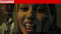 Miley Cyrus & Salvia -- 'I'll Have What She's Having'