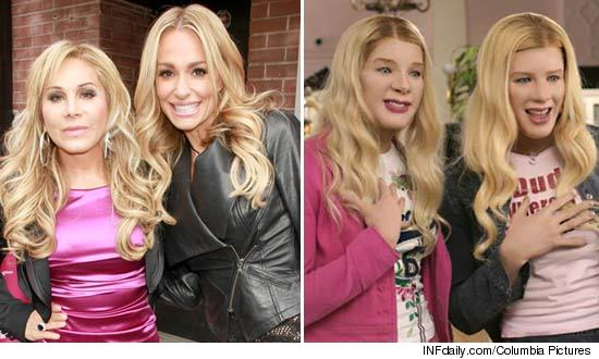 The Real White Chicks Of Beverly Hills Tmz Com