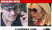 Charlie Sheen -- I've Got ADVICE for Lindsay Lohan!!