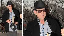 Charlie Sheen to Trump's Hotel: Watch Out!!!