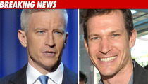 Anderson Cooper -- Hetherington Was My Friend