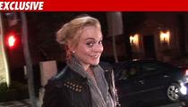 Lindsay Lohan -- Back On 'Gotti' Flick