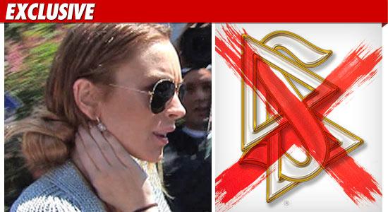 Lindsay Lohan -- Im No Scientologist