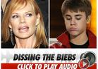 'CSI' Star -- Justin Bieber Was a Brat