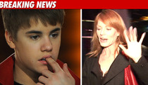 Bieber -- Helgenberger's Comments Are 'Kinda Lame'