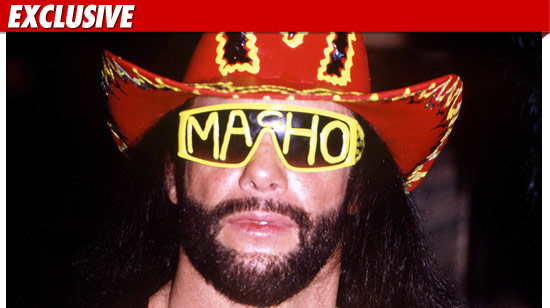 10aab9779f6 Macho Man Randy Savage -- one of the greatest wrestlers of all-time -- died  today in a car accident in Seminole, Florida ... TMZ has learned.