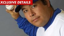 Ex-Yankee Pitcher Hideki Irabu DEAD -- Hangs Himself
