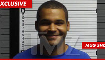'Teen Mom' Jenelle Evans' BF -- Busted for Assault